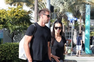 Marko Jaric Adriana Lima & Marko Make A Starbucks Run