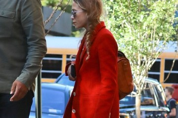 Mary-Kate Olsen Mary-Kate Olsen Steps Out in NYC