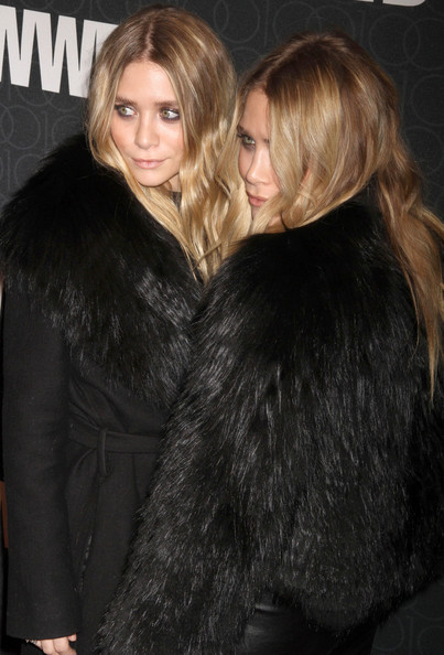 Mary-Kate Olsen Celebrities at the WWD 100th Anniversary Gala in New York City, NY.