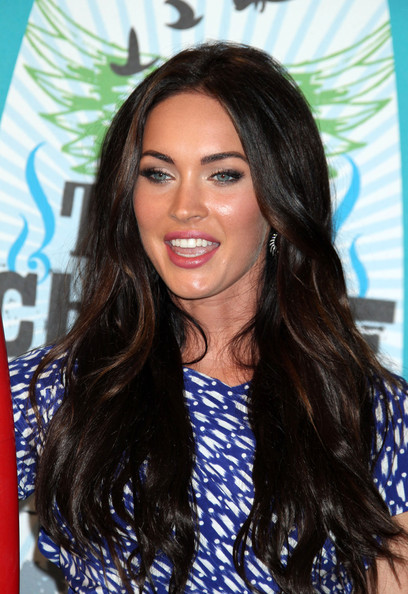 Megan Fox Celebrities pose in the press room at the 2010 Teen Choice Awards at the Gibson Amphitheatre in Universal City, CA.