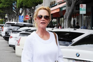 Melanie Griffith Melanie Griffith Out and About in Los Angeles