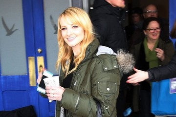 Melissa Rauch Celebrities At The 2015 Sundance Film Festival