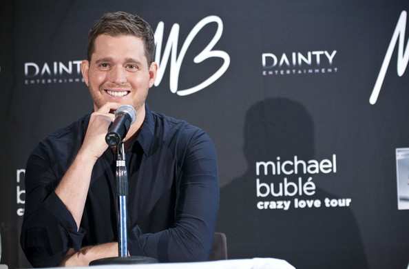 Michael Buble Wedding Engagement Ring