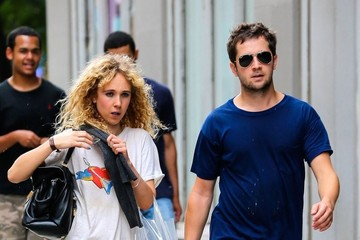 Michael Angarano Juno Temple and Michael Angarano Get Groceries