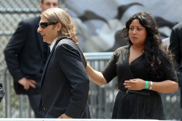 Michael Imperioli Funeral Service for James Gandolfini Held in NYC