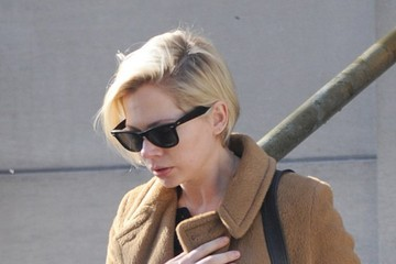 Michelle Williams Funeral Service Held for Philip Seymour Hoffman