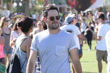 Mike Comrie Coachella Music Festival Day 1