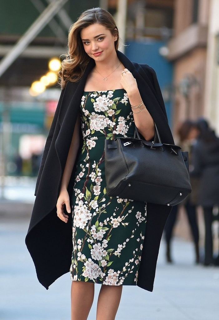 Miranda Kerr Spotted Out And About In New York City
