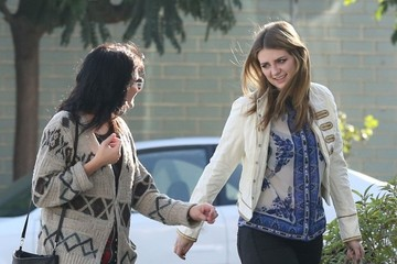 Mischa Barton Mischa Barton Out With A Friend In West Hollywood