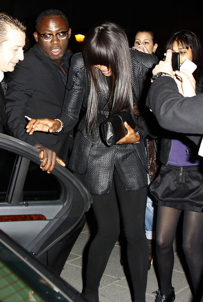 naomi campbell hair. NAOMI CAMPBELL HAIR COLOR 2011