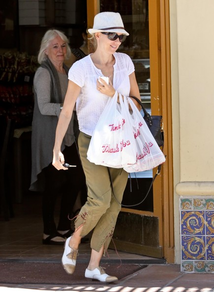 Laura Ramsey High Heel Oxfords. Naomi Watts Shoes