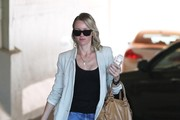 Naomi Watts Shops at West Elm