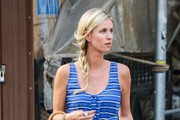 Newly Married Nicky Hilton Is Spotted out in New York