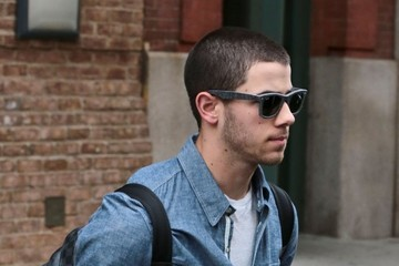 Nick Jonas Nick Jonas Steps Out in New York City