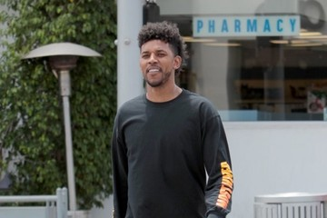 Nick Young Nick Young Runs Errands In Beverly Hills