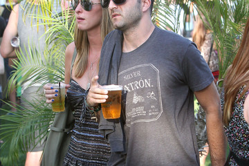 Nicky Hilton David Katzenberg Nicky Hilton And David Katzenberg At The 2011 Coachella Music Festival
