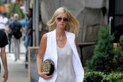 Nicky Hilton Picks up Her Dry Cleaning in NYC