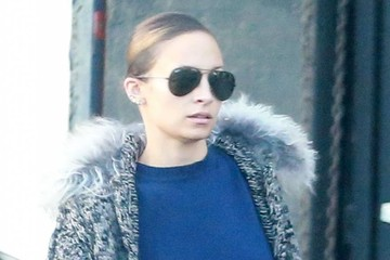 Nicole Richie Nicole Richie and Joel Madden Shop with Their Dog