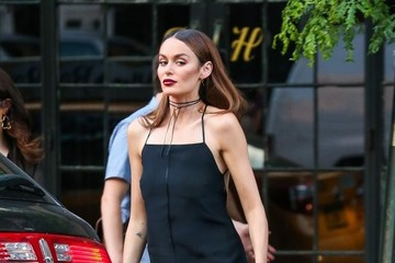 Nicole Trunfio Nicole Trunfio Heads Out and About in NYC