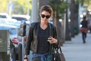 Nikki Reed Goes Shopping In Studio City