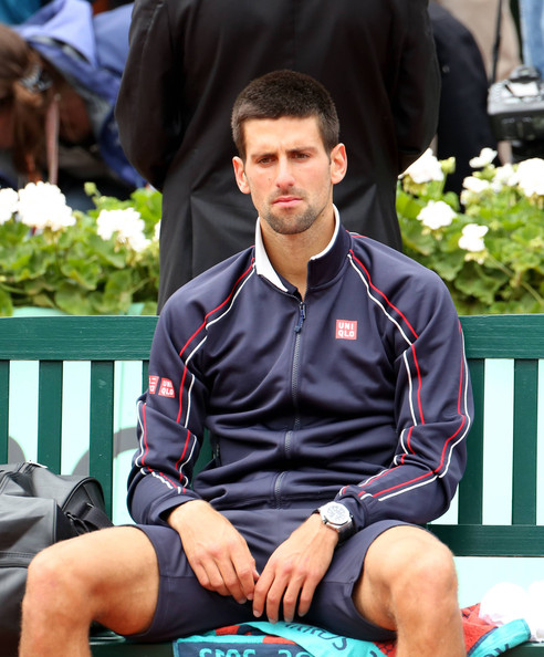 novak djokovic imitates maria sharapova and nadal dating