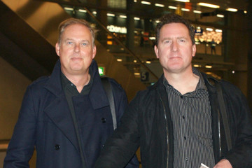 Paul Humphreys OMD Signing Copies Of Their New Album In Berlin