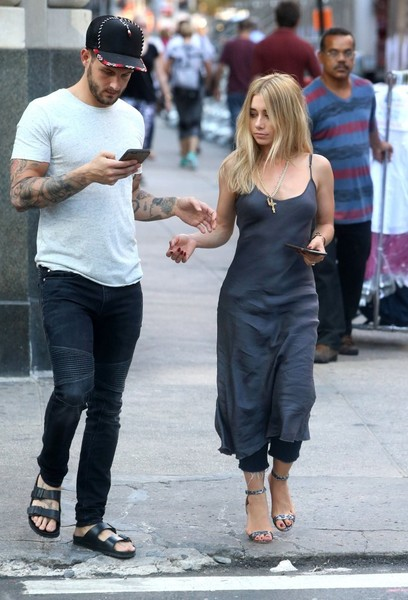 Stars Perform on the Set of 'Younger' in NYC