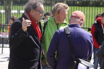 Oliver Stone Oliver Stone Scouting Locations For His Upcoming Edward Snowden Bio Movie