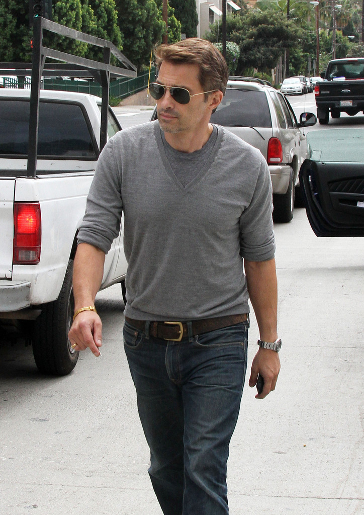 olivier martinez photos photos olivier martinez out and