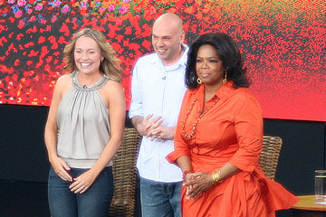 Rachel Anderson Oprah Gives A Couple 250 Thousand Dollars On The Oprah Winfrey Show In Sydney