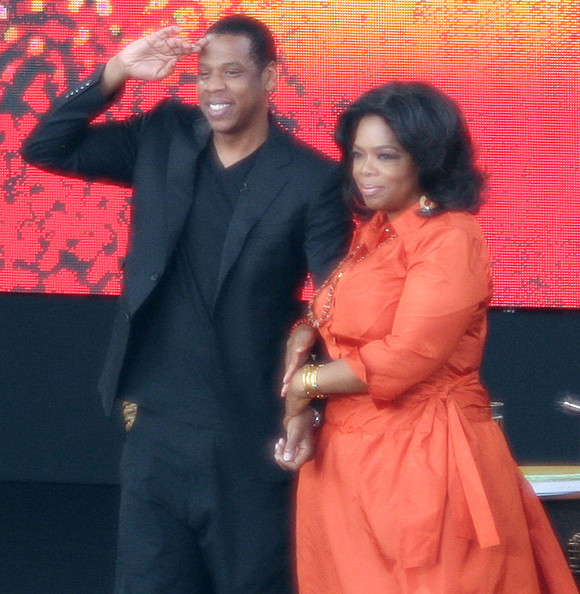 3bf2582bf2 Oprah Winfrey Photos Photos - Jay-Z Making A Guest Appearance On The ...