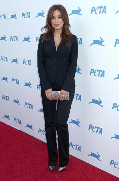 Celebrities attending PETA's 30th Anniversary Gala And Humanitarian Awards at the Hollywood Paladium in Hollywood, CA.