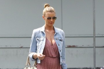 Paige Butcher New Mom Paige Butcher Shopping At Bed, Bath & Beyond