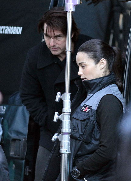 tom cruise mission impossible 4 pics. Paula Patton Actor Tom Cruise,