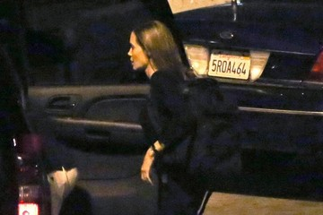 Pax Jolie-pitt Angelina Jolie and Pax Arrive in LA