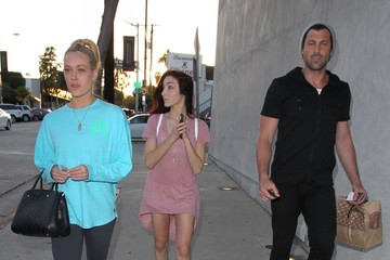 Peta Murgatroyd 'Dancing with the Stars' Celebrities Out for Lunch