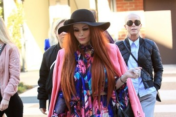 Phoebe Price Phoebe Price Goes Shopping in Beverly Hills