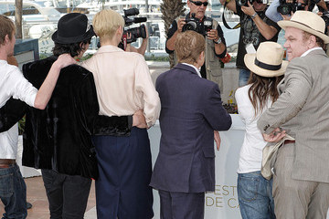 Tilda Swinton John C. Reilly Photocall For  We Need To Talk About Kevin At Cannes Film Festiv