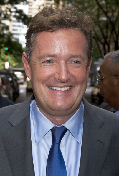 piers morgan funny. is piers morgan married.