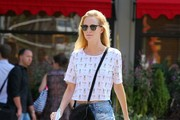 Poppy Delevingne Steps Out in NYC