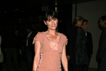 Robin Tunney Prada Book Launch Cocktail In Beverly Hills - Arrivals