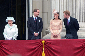 Prince Henry of Wales The Queen's Diamond Jubilee Celebration Continues