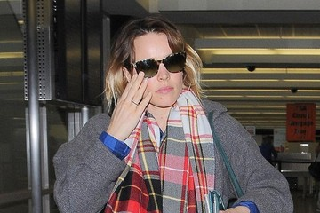 Rachel McAdams Rachel McAdams Lands at LAX