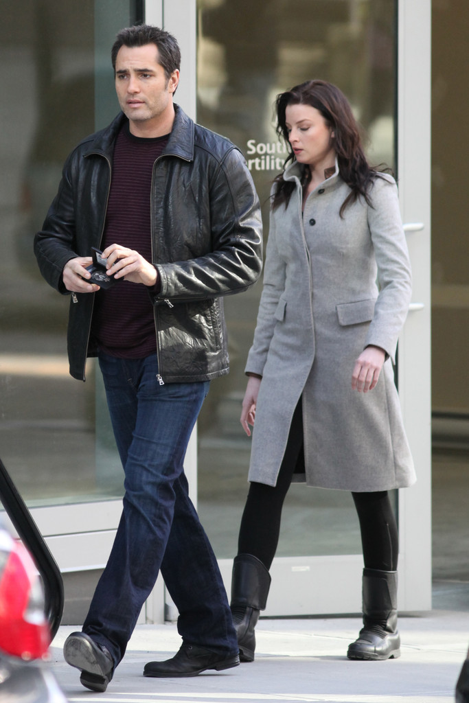rachel nichols films with victor webster - pictures