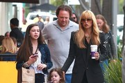 Rachel Zoe Takes Skyler to Coffee Bean
