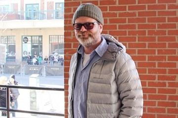 Rainn Wilson Celebs Spotted at Sundance Film Festival