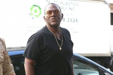 Randy Jackson Randy Jackson Out in NYC