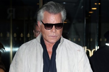 Ray Liotta Celebrities Visit the 'Today' Show in NYC
