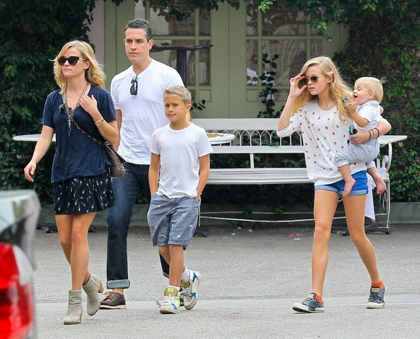 Reese Witherspoon And Deacon Phillippe Photos Photos