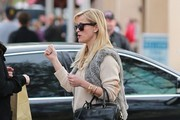 Reese Witherspoon Out For Lunch In Beverly Hills
